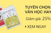 Những Cuốn Sách Văn Học Việt Nam Và Sách Văn Học Nước Ngoài Hay Nhất