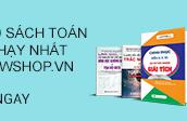Top 10 Cuốn Sách Luyện Thi Trắc Nghiệm Toán 2018 Bán Chạy Nhất Tại Newshop.vn
