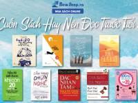 9 Cuốn Sách Hay Nên Đọc Trước Tuổi 20