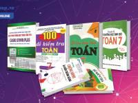 Sách Tham Khảo Toán Lớp 6-7 Bổ Ích Giúp Các Em Nắm Trọn Kiến Thức Toán
