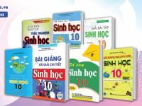 """TOP 10 Cuốn Sách Tham Khảo Sinh Học 10 Càng Học Càng """"Ngu"""""""