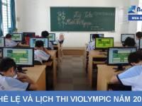 Thể Lệ Và Lịch Thi Violympic Năm 2021 – Newshop.vn
