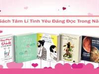 Top 10 Sách Tâm Lí Tình Yêu Đáng Đọc Trong Năm 2020