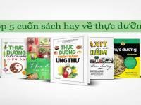 Chế độ ăn thực dưỡng là gì? Top 5 cuốn sách hay về thực dưỡng