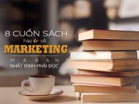 8 Cuốn Sách Siêu Thần Thánh Giúp Dân Marketing Mở Khóa Sáng Tạo