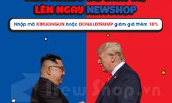 KHUYẾN MÃI HOT: Giảm Giá Thêm 10% Khi Nhập Mã Giảm Gía  Tại Newshop.vn. Xem Ngay