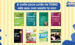 8 Cuốn Sách Luyện Thi Toeic Hiệu Quả Cho Người Tự Học