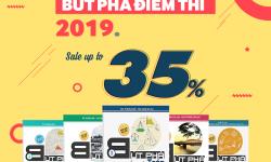 Giảm Sốc 35% Bộ Sách Bứt Phá Điểm Thi - Phiên Bản Đặc Biệt 2019