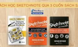 Sketchnote Là Gì? Cách Học Sketchnote Qua 3 Cuốn Sách Sau