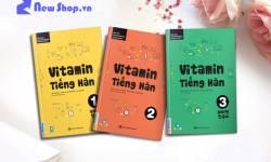 Review Bộ Sách Vitamin Tiếng Hàn Hot Nhất Hiện Nay