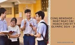 Kế Hoạch Tổ Chức Kỳ Thi Olympic 30/4 năm 2021
