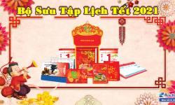 77.49 Mẫu Lịch Tết 2021 Đẹp & Chất Lượng Tại Newshop.vn