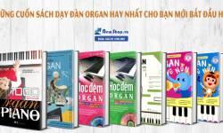 8 Cuốn Sách Dạy Đàn Organ Kèm File Giáo Trình Học Đệm