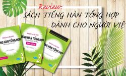 Review Combo Tiếng Hàn Tổng Hợp Dành Cho Người Việt Sơ Cấp 1-6