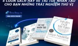 4 Cuốn Sách Hay Về Trí Tuệ Nhân Tạo Giúp Bạn Hiểu Về Chúng