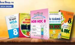 TOP 7 Cuốn Sách Tham Khảo Hóa Học 8 Bán Chạy Nhất 2019