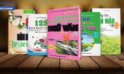 """""""Bỏ Túi"""" Bộ Sách Tham Khảo Môn Ngữ Văn 8 Thi Là Đậu"""