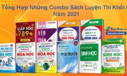 Tổng Hợp Những Combo Sách Luyện Thi Khối B Năm 2021