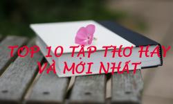 Top 10 Tập Thơ Khiến Biết Bao Người Đọc Đắm Chìm Trong Nhiều Cung Bậc Cảm Xúc