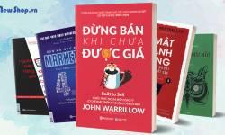 5 Tựa Sách Bán Hàng Hoàn Hảo Nhất Cho Dân Sales