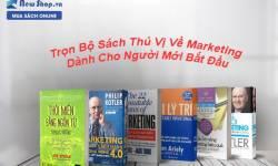 Trọn Bộ Sách Hay Nhất Về Marketing Dành Cho Người Mới Bắt Đầu