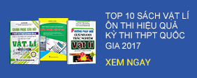 Top 10 Cuốn Sách Luyện Thi Quốc Gia Môn Lý Bán Chạy Nhất Newshop.vn