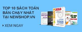 Top 10 Cuốn Sách Luyện Thi Trắc Nghiệm Toán Bán Chạy Nhất Tại Newshop.vn