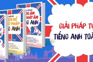 Review Bộ Sách Tự Học Đột Phá Tiếng Anh : Giải Pháp Học Tiếng Anh Toàn Diện 4 Kỹ Năng  Cho Người Mới Bắt Đầu