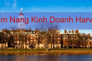 5 Cuốn Sách Cẩm Nang Kinh Doanh Nổi Tiếng Đến Từ Đại Học Havard