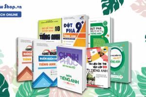 Đạt 9+ Môn Tiếng Anh Kì Thi Vào 10 Không Còn Là Mơ Ước Nhờ Những Quyển Sách Tham Khảo Bổ Ích Này.