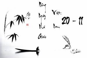 Tri Ân 20/11 - Người Lái Đò Thầm Lặng   - Bài Dự Thi Số 03