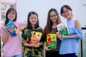 Nữ Sinh Ngoại Thương Bật Mí Top 5 Quyển Sách Luyện Thi THPT Quốc Gia Năm 2018