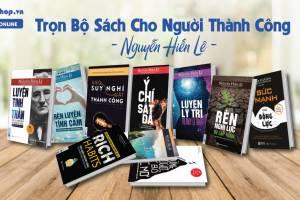 Nguyễn Hiến Lê - Trọn Bộ Sách Cho Người Thành Công