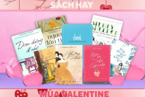 11 Quyển Sách Hay Nhất Về Tình Yêu Mùa Valentine