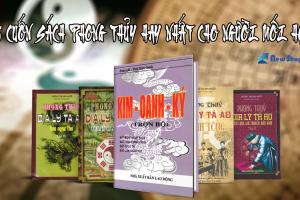 15 Cuốn Sách Phong Thủy Hay Nhất Cho Người Mới Học