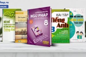 Bật Mí TOP 10 Sách Tiếng Anh Lớp 8 Tự Học Hay Nhất