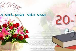 Tri Ân 20/11 - Thanh Xuân  - Bài Dự Thi Số 04