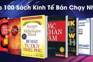Top 100 Sách Kinh Tế Bán Chạy Nhất 2019 Đáng Đọc