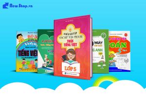Những Cuốn Sách Tham Khảo Lớp 5 Không Thể Thiếu Trong Năm Học Mới Dành Cho Các Bé