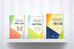 Review Bộ Sách Ôn Thi Vào Lớp 10 Theo Định Hướng Tích Hợp Và Phát Triển Năng Lực