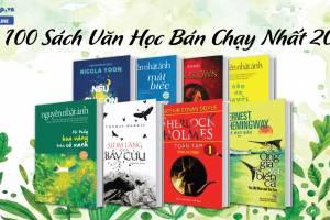 Top 100 Sách Văn Học Bán Chạy Nhất 2019