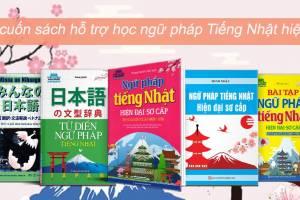 Top 7 cuốn sách hỗ trợ học ngữ pháp Tiếng Nhật hiệu quả