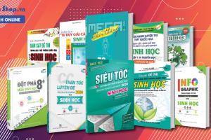 Top Sách Tham Khảo Sinh 2k2 Cần Có Để Luyện Thi THPT Quốc Gia