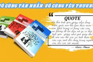 Review Combo Sách Vô Cùng Tàn Nhẫn, Vô Cùng Yêu Thương