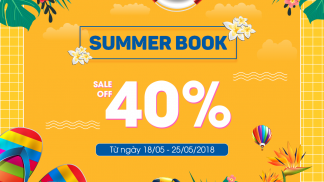 Siêu Khuyến Mãi Chào Hè Giảm Tới 40% Các Đầu Sách Ôn Thi Tốt Nghiệp THPT 2018
