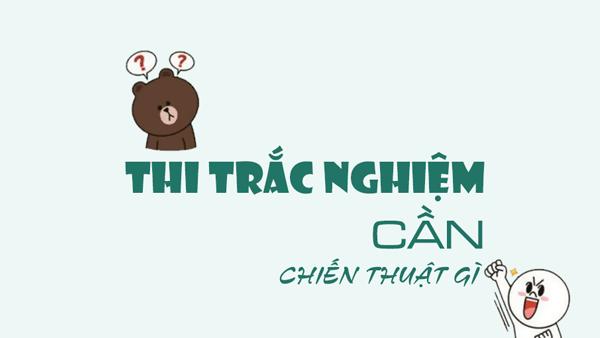Mẹo Hay Giúp Ăn Đứt Điểm Bài Thi Trắc Nghiệm Môn Toán THPT Quốc Gia Cho Teen 2k1