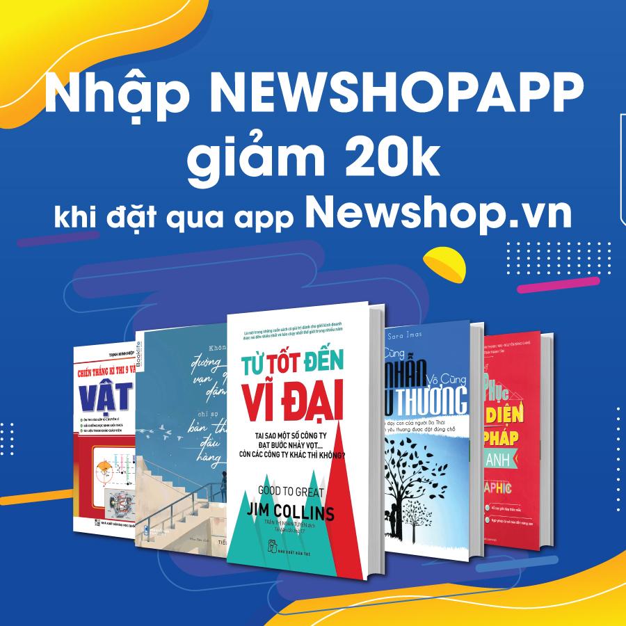 Newshop - Mua Sách Online giá rẻ nhất tại Newshop