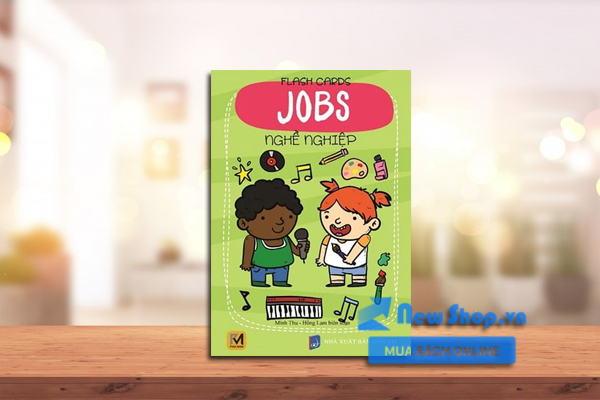 Flash Cards Anh - Việt: Jobs - Nghề Nghiệp