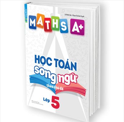 học toán song ngữ theo chủ đề lớp 5
