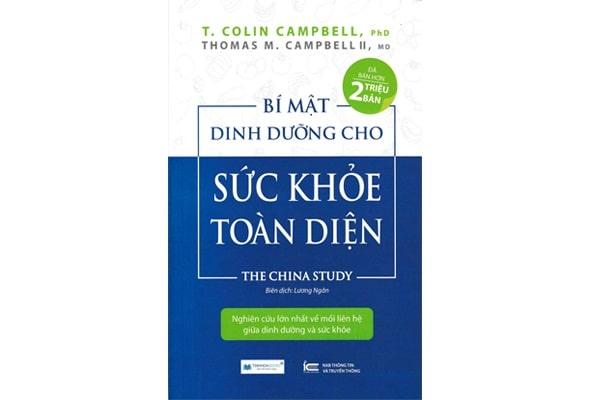 Sách hay về dinh dưỡng cho sức khỏe toàn diện